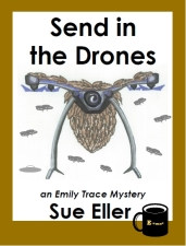 Send in the Drones front cover